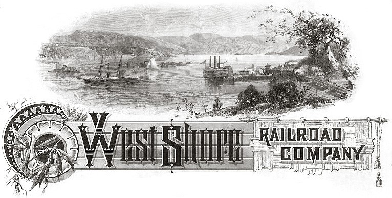 Old West Shore Logo